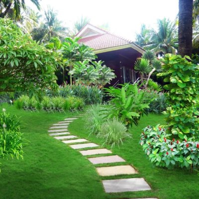 Cảnh quan Sài Gòn Phú Quốc resort&spa