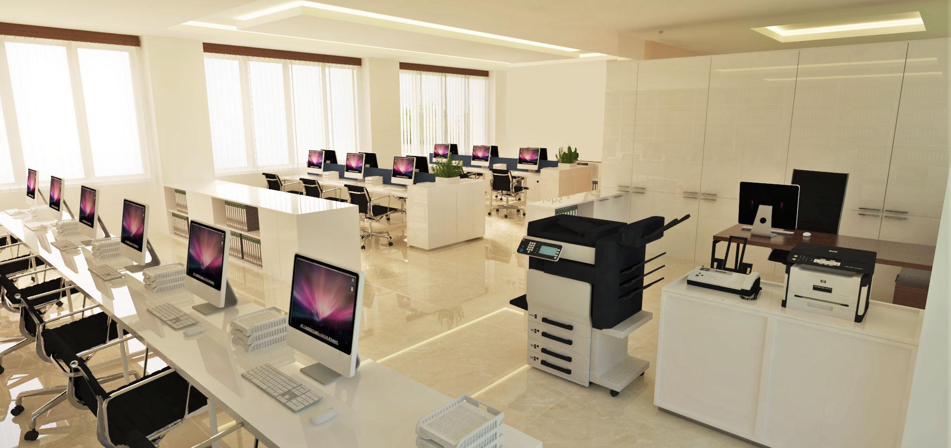Văn phòng công ty cổ phần Vĩnh Hoàn